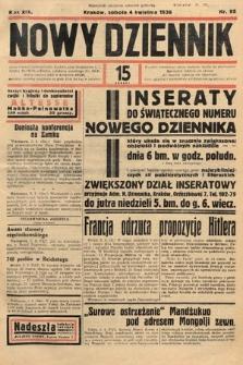 Nowy Dziennik. 1936, nr95
