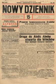 Nowy Dziennik. 1936, nr97