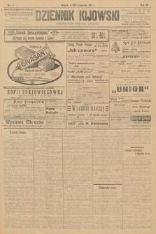 Dziennik Kijowski : pismo polityczne, społeczne i literackie. 1911, nr9