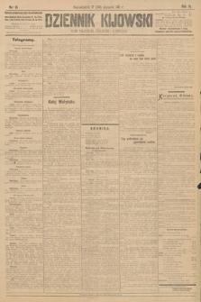 Dziennik Kijowski : pismo polityczne, społeczne i literackie. 1911, nr15