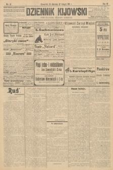 Dziennik Kijowski : pismo polityczne, społeczne i literackie. 1911, nr18