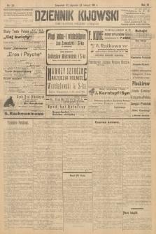 Dziennik Kijowski : pismo polityczne, społeczne i literackie. 1911, nr25
