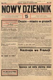 Nowy Dziennik. 1936, nr105
