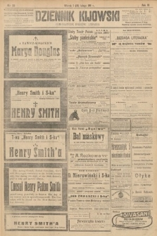 Dziennik Kijowski : pismo polityczne, społeczne i literackie. 1911, nr30