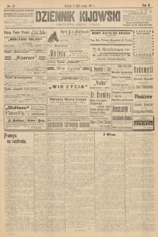 Dziennik Kijowski : pismo polityczne, społeczne i literackie. 1911, nr33
