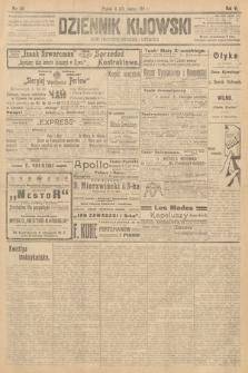 Dziennik Kijowski : pismo polityczne, społeczne i literackie. 1911, nr60