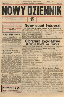 Nowy Dziennik. 1936, nr123