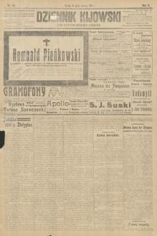 Dziennik Kijowski : pismo polityczne, społeczne i literackie. 1911, nr65