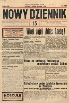 Nowy Dziennik. 1936, nr124