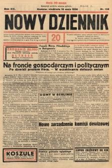 Nowy Dziennik. 1936, nr128