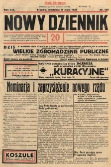Nowy Dziennik. 1936, nr135