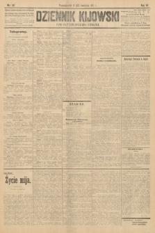 Dziennik Kijowski : pismo polityczne, społeczne i literackie. 1911, nr90