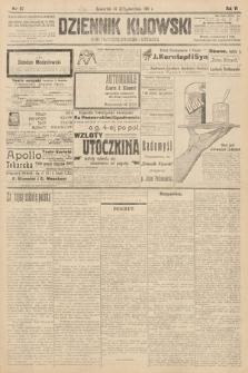 Dziennik Kijowski : pismo polityczne, społeczne i literackie. 1911, nr97