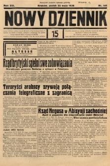 Nowy Dziennik. 1936, nr140