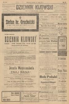 Dziennik Kijowski : pismo polityczne, społeczne i literackie. 1911, nr102