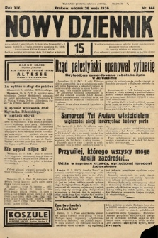 Nowy Dziennik. 1936, nr144