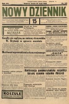 Nowy Dziennik. 1936, nr145