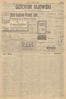 Dziennik Kijowski : pismo polityczne, społeczne i literackie. 1911, nr116