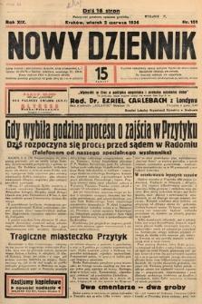 Nowy Dziennik. 1936, nr151