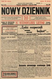 Nowy Dziennik. 1936, nr156