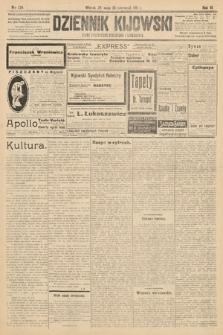 Dziennik Kijowski : pismo polityczne, społeczne i literackie. 1911, nr134