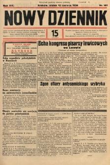 Nowy Dziennik. 1936, nr161
