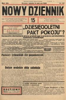 Nowy Dziennik. 1936, nr162