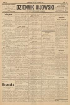 Dziennik Kijowski : pismo polityczne, społeczne i literackie. 1911, nr151