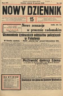 Nowy Dziennik. 1936, nr165
