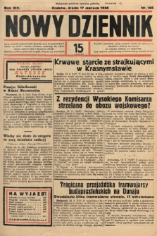 Nowy Dziennik. 1936, nr166