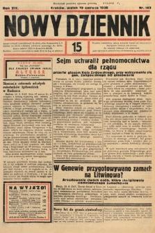 Nowy Dziennik. 1936, nr168