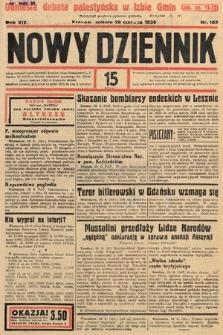 Nowy Dziennik. 1936, nr169