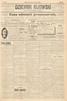 Dziennik Kijowski : pismo polityczne, społeczne i literackie. 1911, nr163