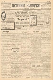 Dziennik Kijowski : pismo polityczne, społeczne i literackie. 1911, nr172