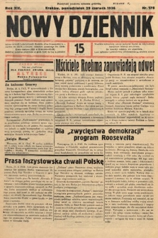 Nowy Dziennik. 1936, nr178