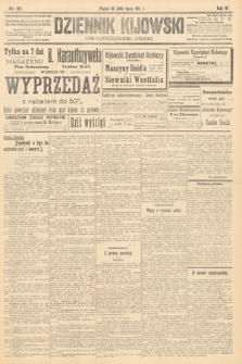 Dziennik Kijowski : pismo polityczne, społeczne i literackie. 1911, nr182