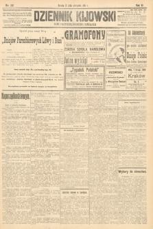 Dziennik Kijowski : pismo polityczne, społeczne i literackie. 1911, nr201
