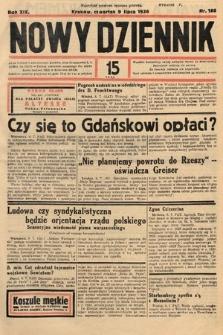 Nowy Dziennik. 1936, nr188
