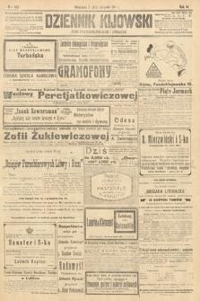 Dziennik Kijowski : pismo polityczne, społeczne i literackie. 1911, nr205