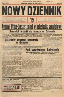 Nowy Dziennik. 1936, nr196