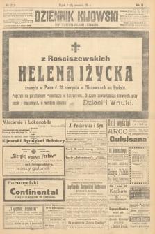 Dziennik Kijowski : pismo polityczne, społeczne i literackie. 1911, nr230