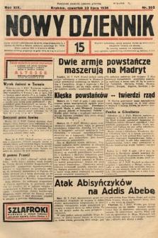 Nowy Dziennik. 1936, nr202