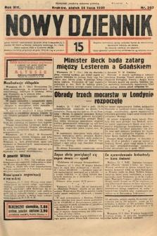 Nowy Dziennik. 1936, nr203