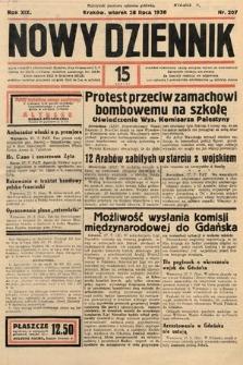 Nowy Dziennik. 1936, nr207