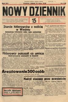 Nowy Dziennik. 1936, nr210