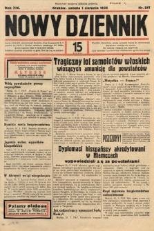 Nowy Dziennik. 1936, nr211