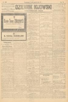 Dziennik Kijowski : pismo polityczne, społeczne i literackie. 1911, nr260