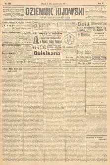 Dziennik Kijowski : pismo polityczne, społeczne i literackie. 1911, nr264
