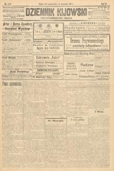 Dziennik Kijowski : pismo polityczne, społeczne i literackie. 1911, nr279