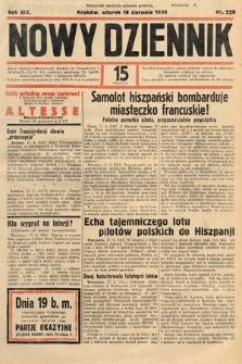 Nowy Dziennik. 1936, nr228